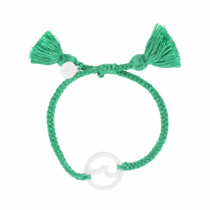 Sea Green Tassel