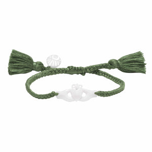 Kelly Green Tassel