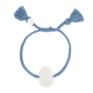Butterfly Blue Tassel