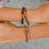 Beaded Crossed Paths® Bracelet