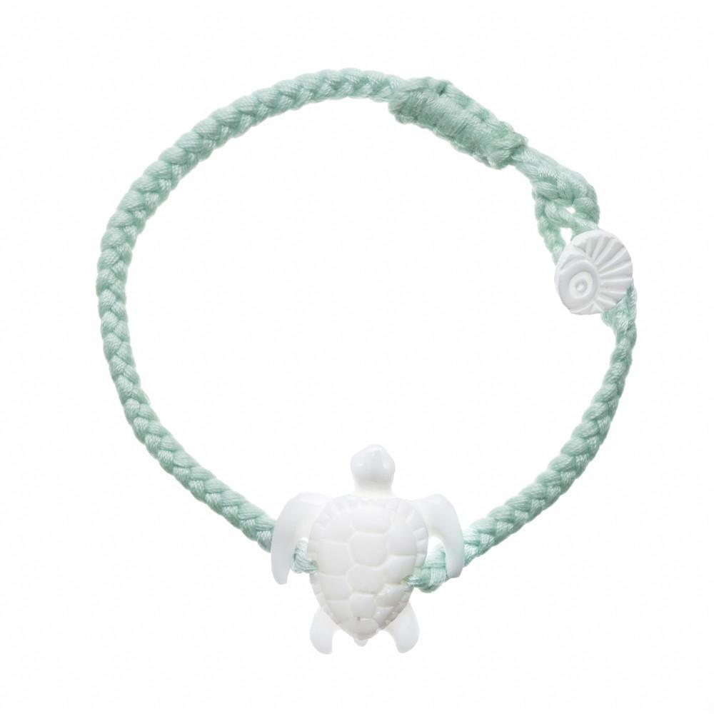 sea change co buy only at products life turtle love planet bracelet green new pll for from