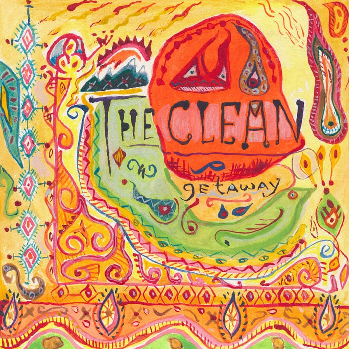 THE CLEAN 'Getaway' 2LP