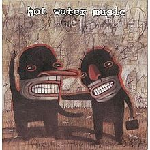 HOT WATER MUSIC - 'Fuel For The Hate Game' LP