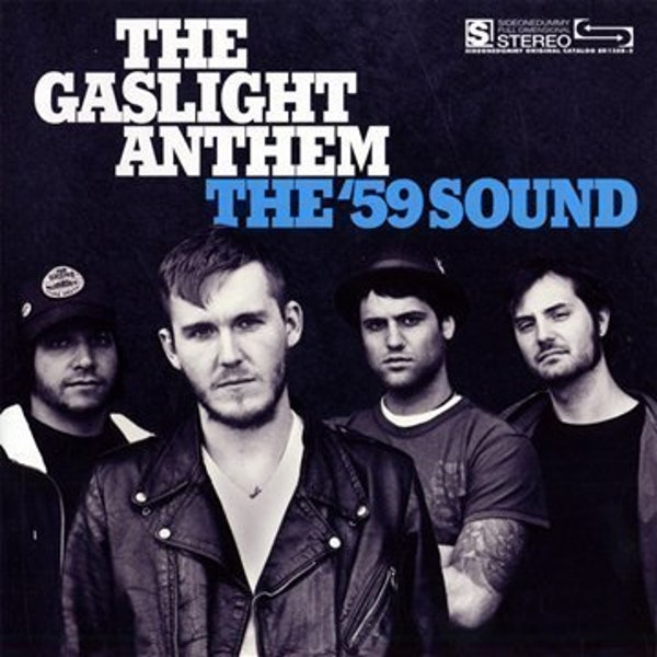 THE GASLIGHT ANTHEM 'The 59 Sound' LP