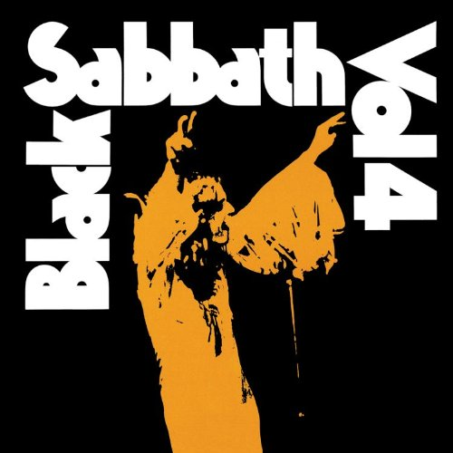 BLACK SABBATH 'Vol. 4' LP