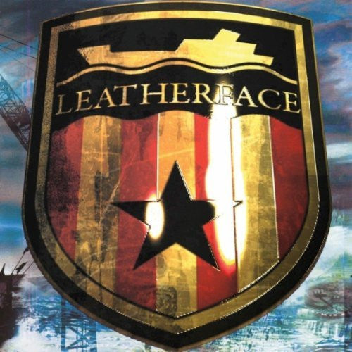 LEATHERFACE 'The Stormy Petrel' CD