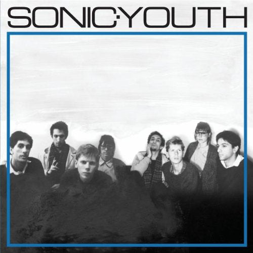 SONIC YOUTH 'Sonic Youth' LP