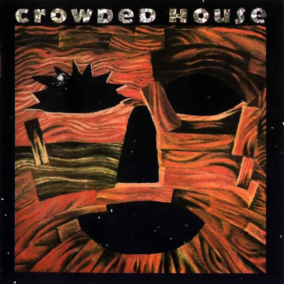 CROWDED HOUSE 'Woodface' LP