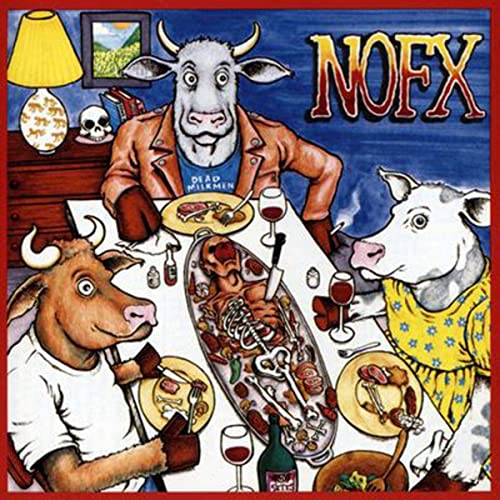 NOFX 'Liberal Animation' LP