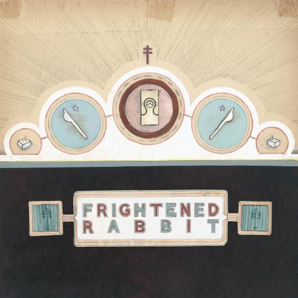 FRIGHTENED RABBIT 'The Winter Of Mixed Drinks (10th Anniversary Edition)' LP