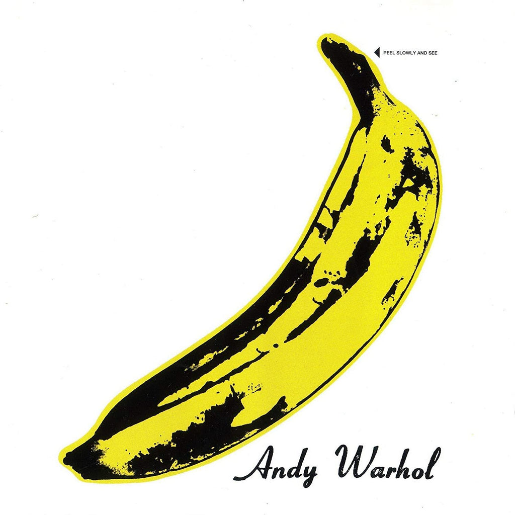THE VELVET UNDERGROUND & NICO 'The Velvet Underground & Nico' LP
