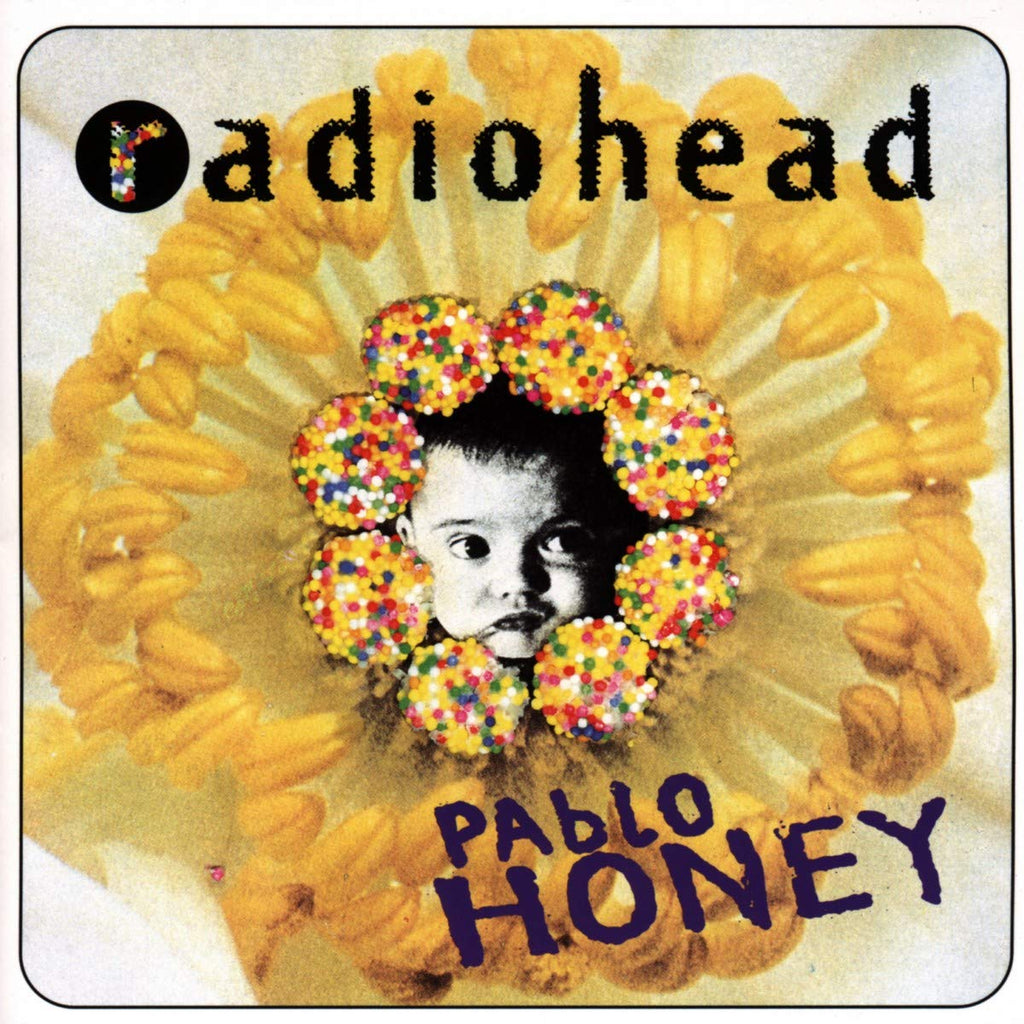 RADIOHEAD 'Pablo Honey' LP