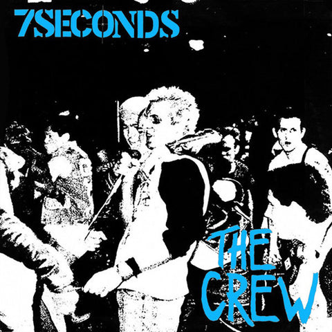 7 SECONDS 'The Crew' LP
