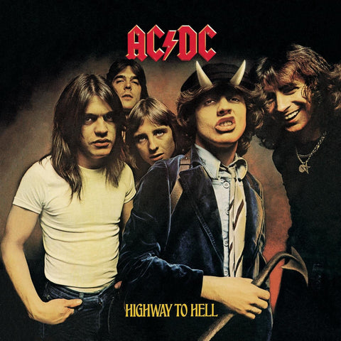 AC/DC 'Highway To Hell' LP
