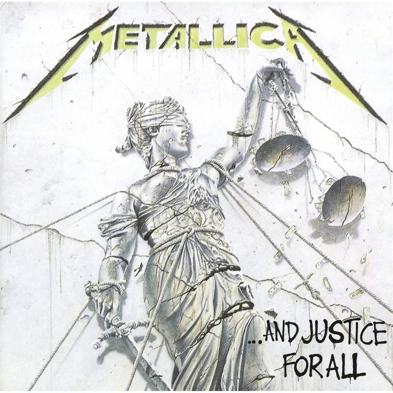 METALLICA '...And Justice For All' LP