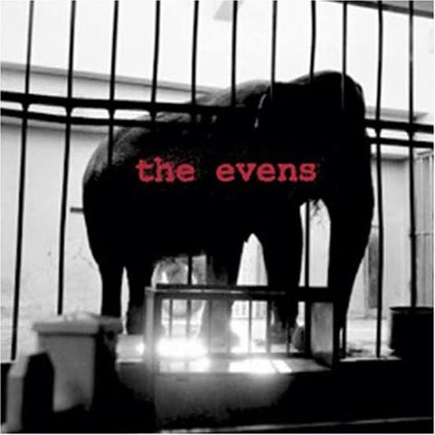 THE EVENS - 'The Evens' CD