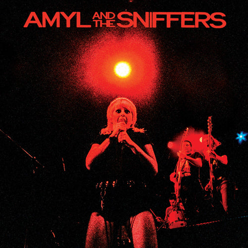 AMYL & THE SNIFFERS 'Big Attraction/ Giddy Up' LP