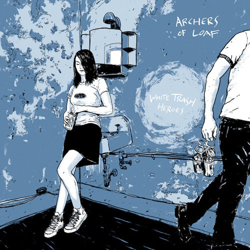 ARCHERS OF LOAF 'White Trash Heros' LP