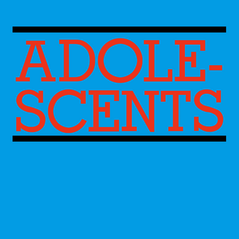 ADOLESCENTS 'Adolescents' LP