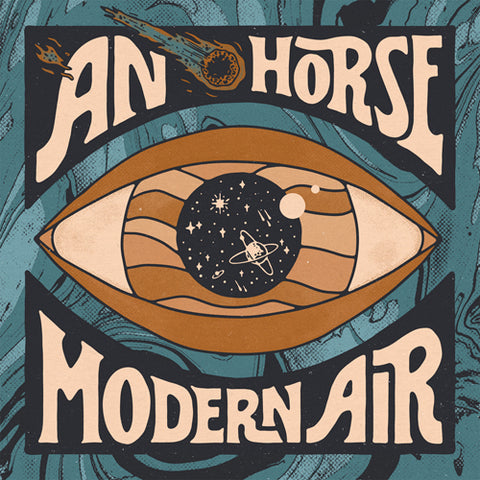 AN HORSE 'Modern Air' LP