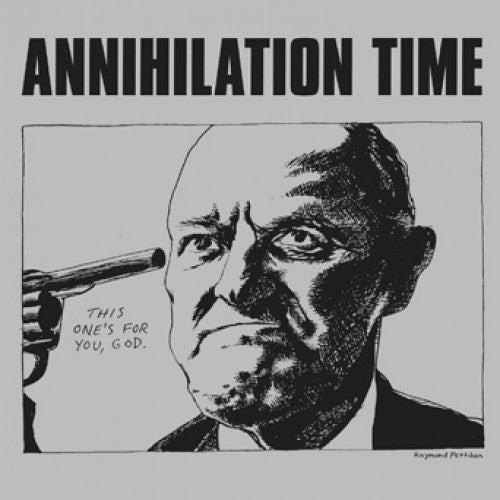 ANNIHILATION TIME 'S/t' LP