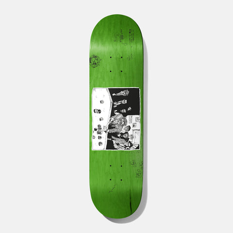 BAKER 'Santino Team' Skateboard Deck 8.5""