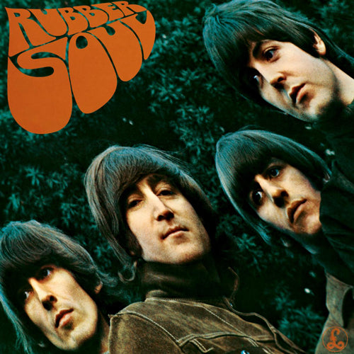 THE BEATLES 'Rubber Soul' LP