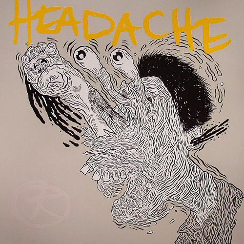 BIG BLACK 'Headache' LP