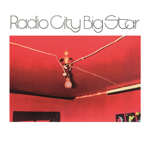 BIG STAR 'Radio City' LP