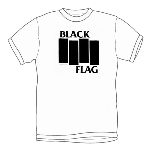 BLACK FLAG 'Bars' T-Shirt