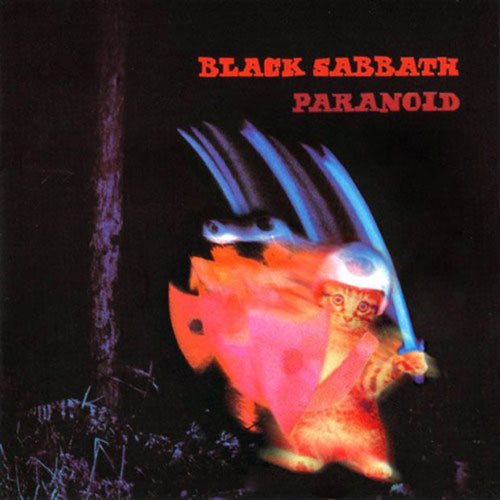 BLACK SABBATH 'Paranoid' LP