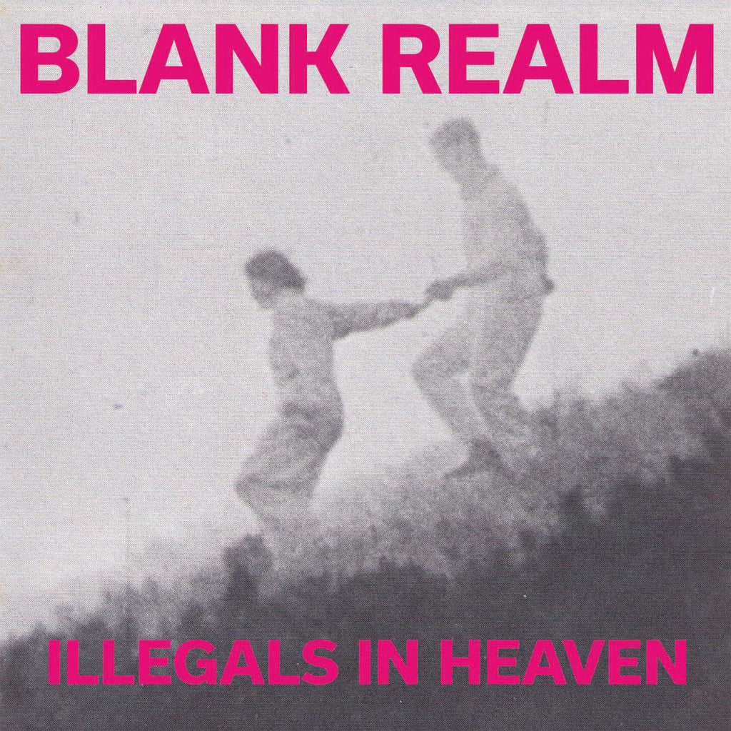 BLANK REALM 'Illegals In Heaven' LP