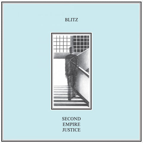 BLITZ 'Second Empire Justice' LP