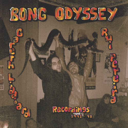 BONG ODYSSEY (The Drones) 'Recordings 93-98' 2LP