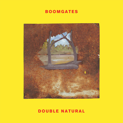 BOOMGATES 'Double Natural' LP