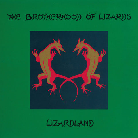 THE BROTHERHOOD OF LIZARDS 'Lizardland' 2LP