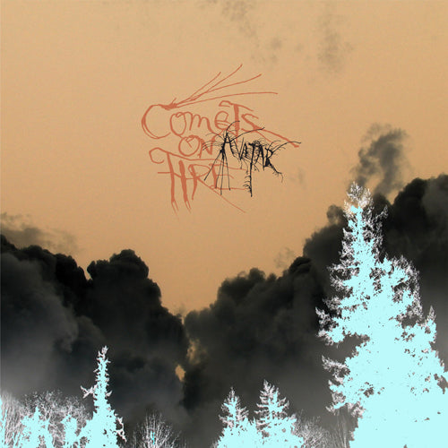 COMETS ON FIRE 'Avatar' LP