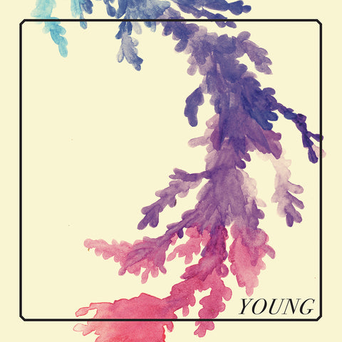 ERICA FREAS 'Young' LP