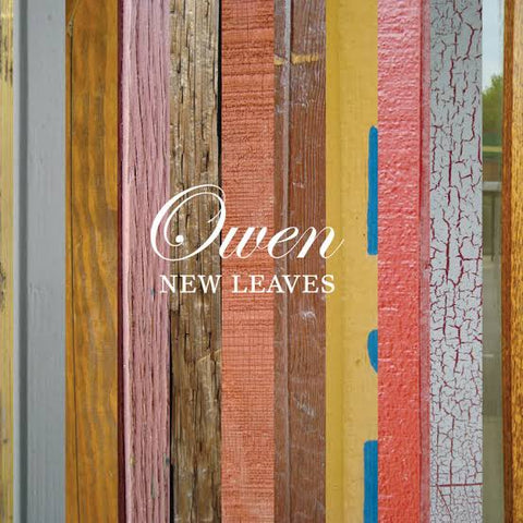 OWEN - 'New Leaves' CD