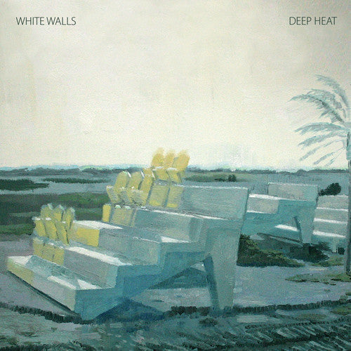 DEEP HEAT / WHITE WALLS 'Split' 7""