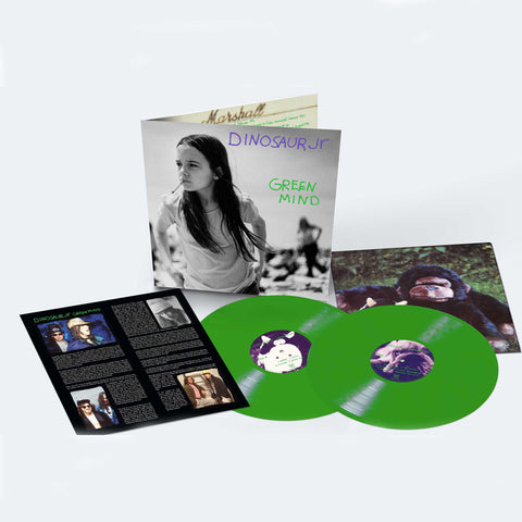 DINOSAUR Jr 'Green Mind: Deluxe Expanded Edition' 2LP