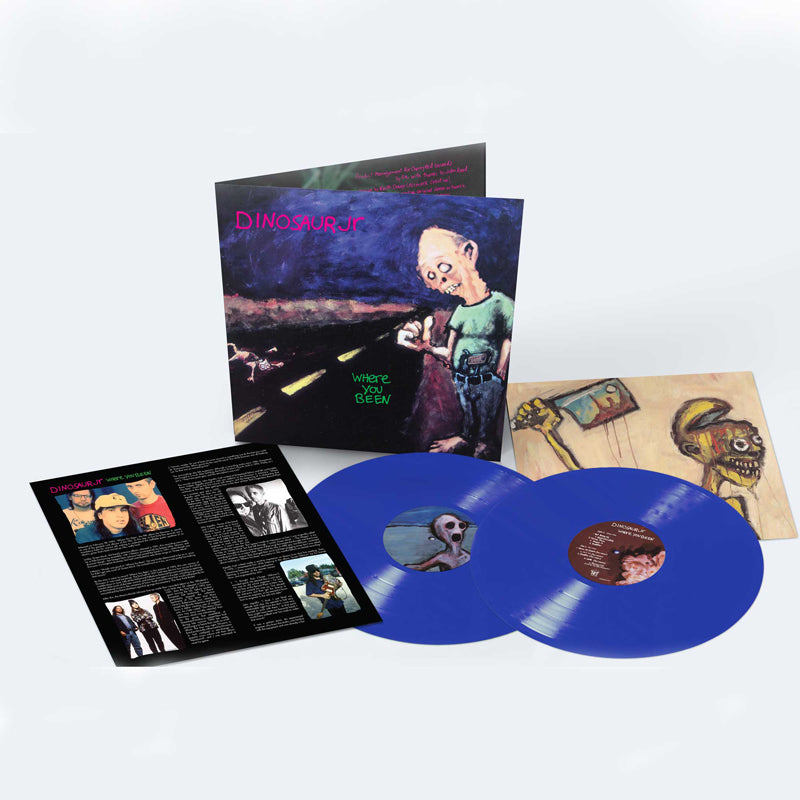 DINOSAUR Jr 'Where You Been: Deluxe Expanded Edition' 2LP