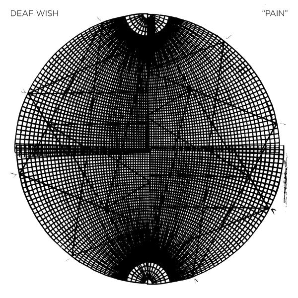 DEAF WISH - 'Pain' LP
