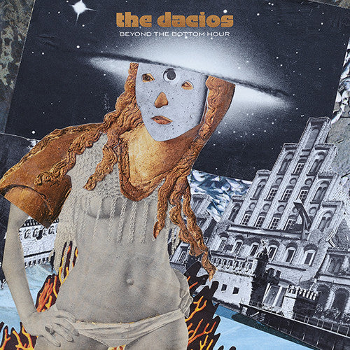THE DACIOS 'Beyond The Bottom Hour' LP