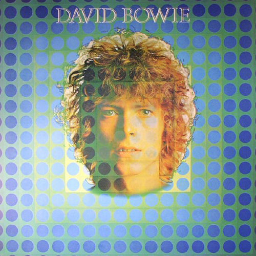 BOWIE 'David Bowie - aka Space Oddity' LP