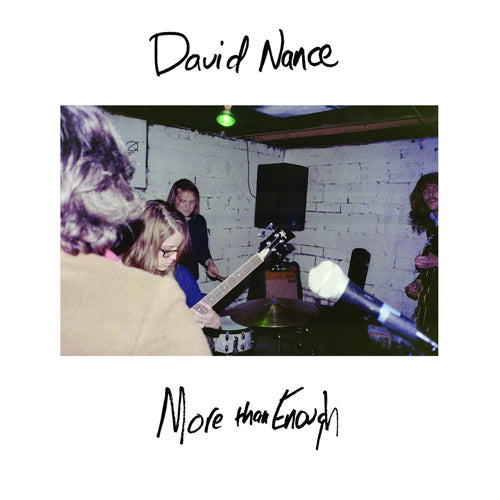 DAVID NANCE 'More Than Enough' LP
