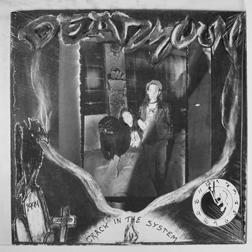 DEAD MOON 'Crack In The System' LP