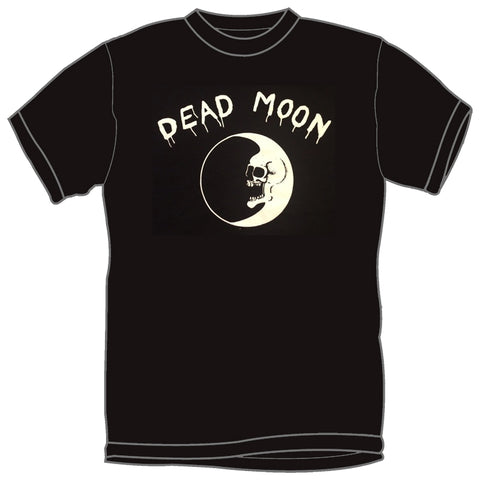 DEAD MOON 'Logo' T-Shirt