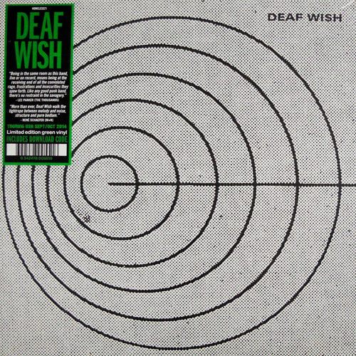 DEAF WISH 'S/t' LP