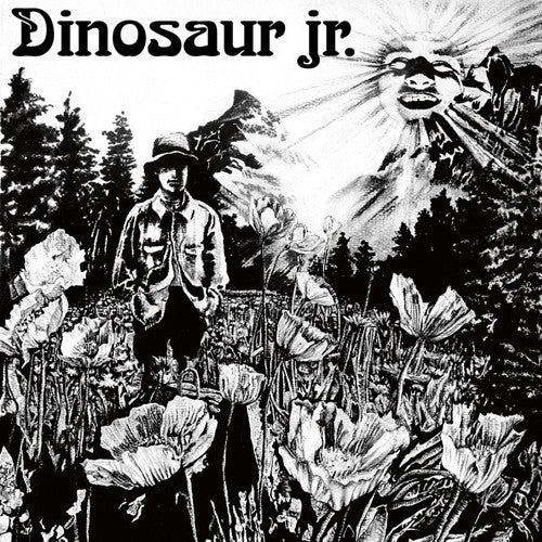 DINOSAUR Jr. 'S/t' LP